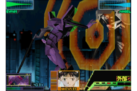 Neon Genesis Evangelion (video game) - Wikipedia