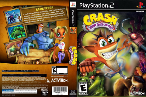 All Computer And Technology: Download Game Ps2 Crash: Mind ...