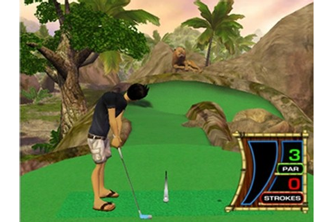 Wii Fanboy Review: Summer Sports: Paradise Island