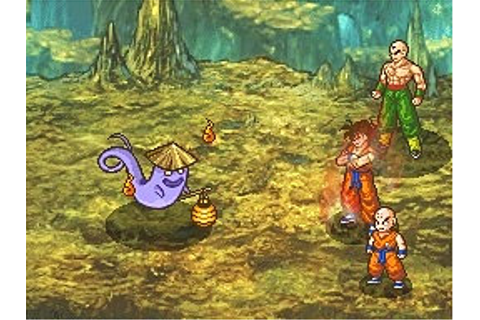 Dragon Ball Z: Attack of the Saiyans Review for Nintendo DS