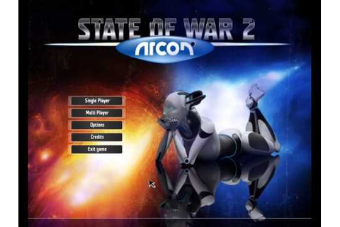 State of War 2: Arcon game music - atm 1 - YouTube