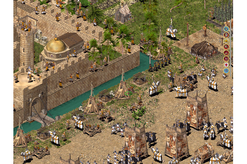 Stronghold Crusader Game Free Download Full Version For Pc