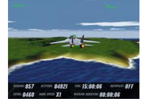 Top Gun: Fire at Will Download (1996 Simulation Game)