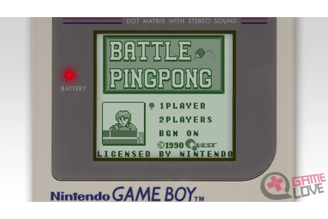 Battle Ping Pong | Gamelove
