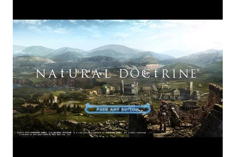 Natural Doctrine PS4 Gameplay - YouTube