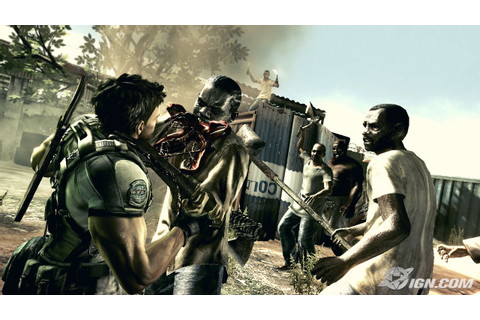 Faceoff! Resident Evil 5 vs Dead Space | Select/Start Games