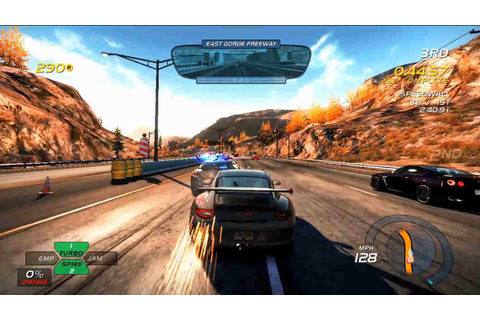 Need for Speed Hot Pursuit Xbox 360 Game Free Download ...