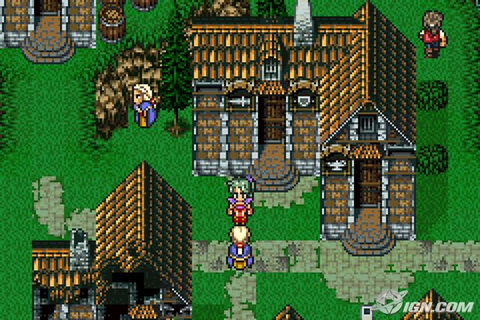 First Final Fantasy VI for iOS screenshot : FinalFantasy