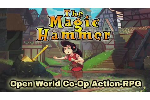 The Magic Hammer Nintendo 3DS Gameplay Trailer - YouTube