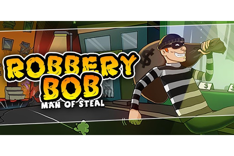 Robbery Bob Free v1.0.6 | APK + SD Data Download - ANDROID ...
