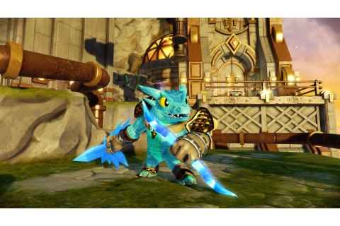 Everything We Know About 'Skylanders Trap Team'