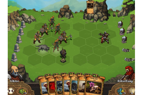 Scrolls, the next game from Minecraft dev Mojang, launches ...