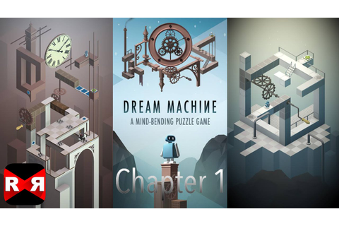 Dream Machine : The Game Chapter 1 (By GameDigits) - iOS ...