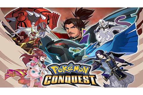 On…Pokemon Conquest (DS) | Universe of Discourse