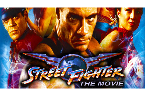 A Look Back At The Street Fighter Movie