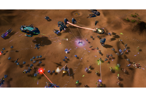 Ashes of the Singularity: Escalation Windows game - Mod DB
