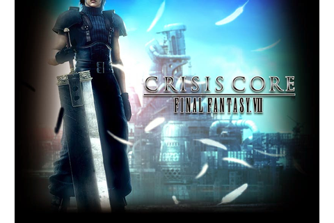 Crisis Core Final Fantasy VII PSP+PPSSPP [Cso+Iso] Rom ...