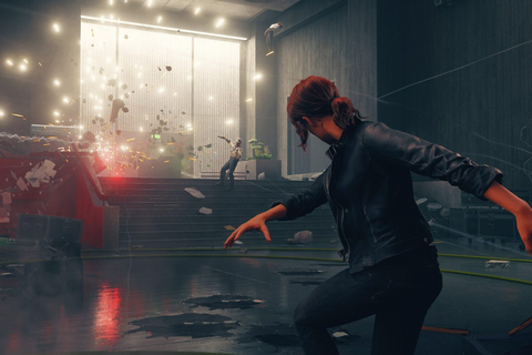 Remedy Entertainment's Control Is Their Weirdest And Most ...