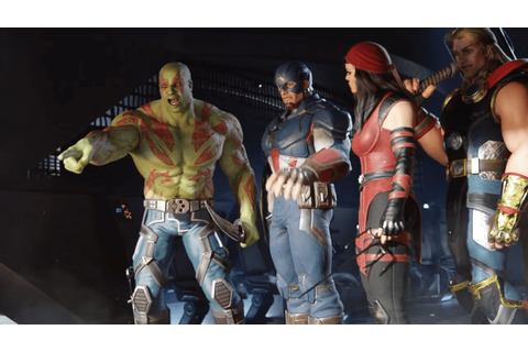 "VIDEO: Preview new ""Marvel Strike Force"" mobile game ..."