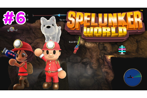 Spelunker World - Fun Adventure Games For PS4 Free to Play ...