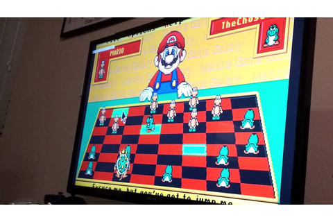 Mario's Game Gallery Pro Stratz - YouTube