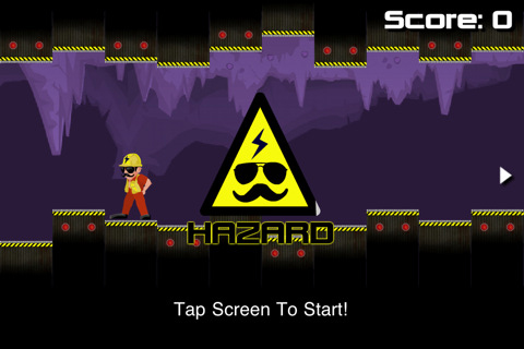 Hazard iPhone Game Review - Appbite.com