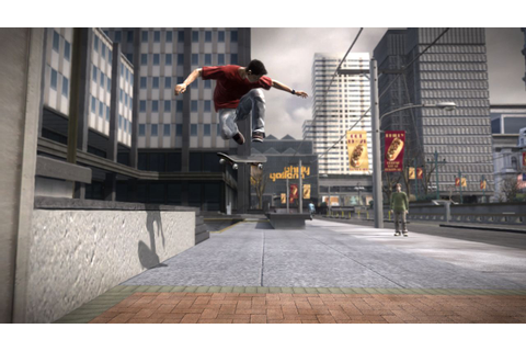 Tony Hawk's Proving Ground Screenshots - Video Game News ...