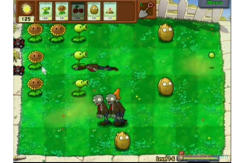 Gaming Live Plantes contre Zombies : - jeuxvideo.com