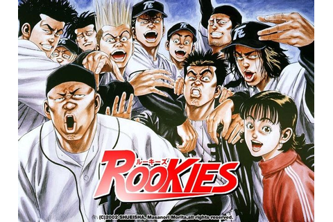 AASH Recommendation: Rookies | Anime Amino
