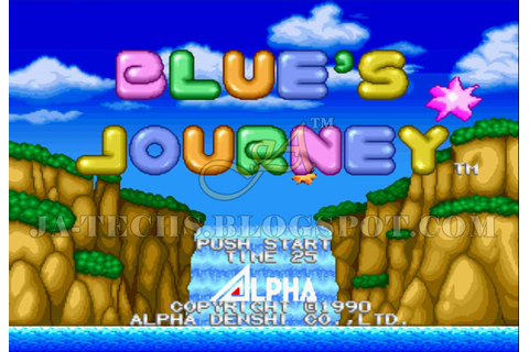 Blue's Journey Game | J.A Technologies | Place 2 Get Full ...
