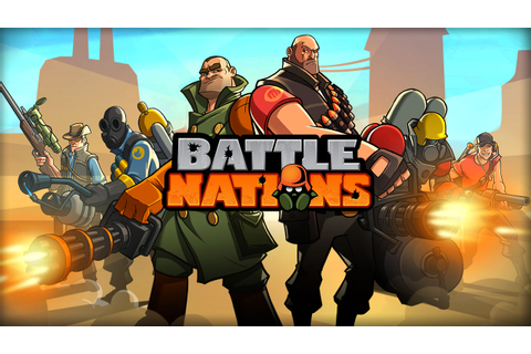Battle Nations Review and Download – MMOBomb.com