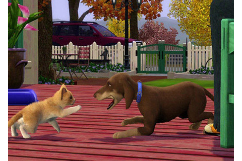 Amazon.com: The Sims 3: Pets Expansion Pack: PC: Video Games