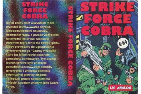 Strike Force Cobra - C64-Wiki