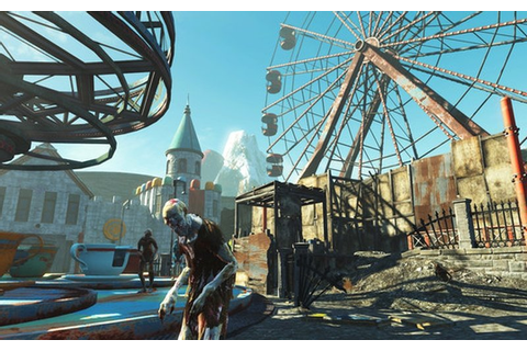 Fallout 4 Nuka-World on Steam - PC Game | HRK Game