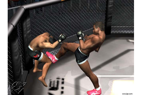 UFC: Throwdown Screenshots, Pictures, Wallpapers ...