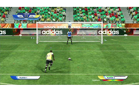 Coupe du monde de la FIFA : Afrique du Sud 2010 on Qwant Games