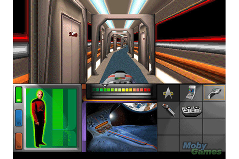 Star Trek: Generations (video game) - Star Trek Photo ...