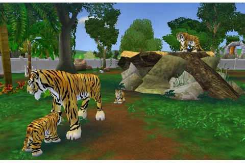 Zoo Tycoon game play
