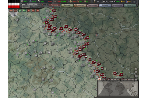 Download Hearts of Iron III Full PC Game