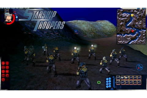 First Impressions On: Starship Troopers: Terran Ascendancy ...