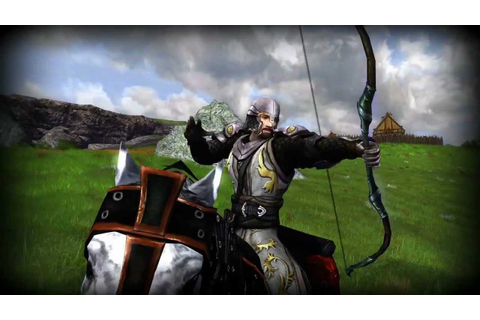 The Lord of the Rings Online: Riders of Rohan DLC ...