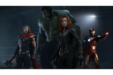 The huge new 'Avengers' game is getting roasted because ...
