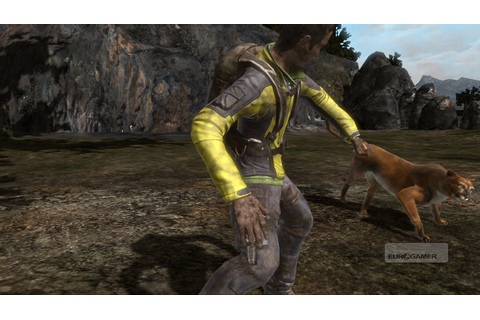 Man vs Wild Bear Grylls screenshots • Eurogamer.net