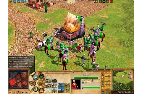 Empire Earth II Review - Games Finder