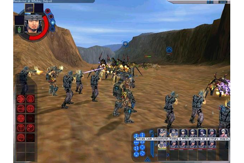 Starship Troopers Terran Ascendancy PC Game DOWNLOAD ...