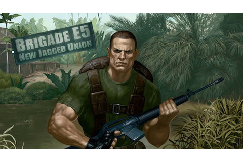 Brigade E5: New Jagged Union - PC - Buy it at Nuuvem