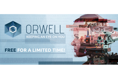 Save 66% on Orwell: Keeping an Eye On You on Steam