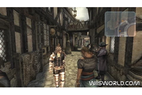 The Last Story on Wii