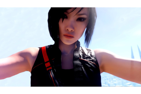 Mirror's Edge Catalyst Parkour Gameplay - YouTube