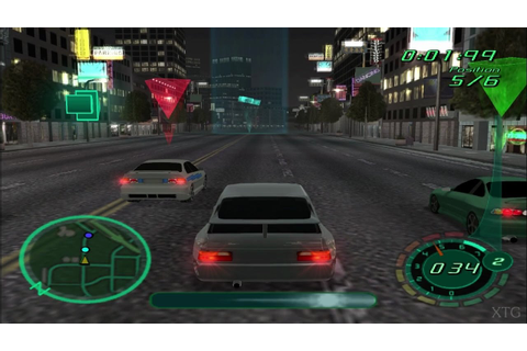 Midnight Club II PS2 Gameplay HD - YouTube